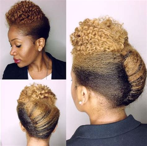 conservative hairstyles for natural hair hair