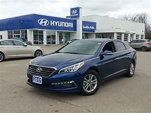 2017 Hyundai Sonata 2.4L GLS - Smiths Falls, Ontario Used ...