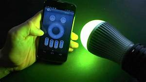 Lampen Per App Steuern : iwy light im test lampen per smartphone steuern fullhd ~ Lizthompson.info Haus und Dekorationen