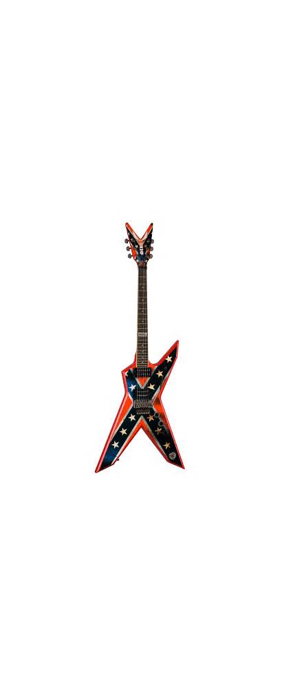 Dean Guitar Dimebag Rebel Dixie Guitars Electric