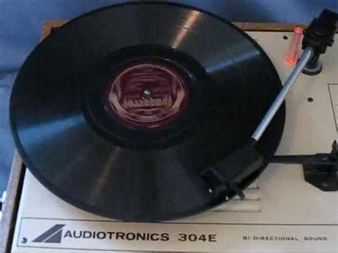 Original Robert Johnson Record