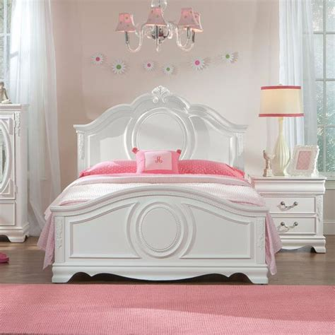 jessica white youth bedroom set adams furniture