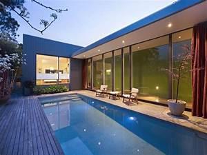 photo de maison avec piscine prix With piscine interieure maison prix