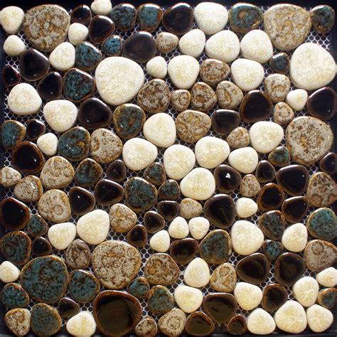 copper backsplash tiles wholesale mosaic collection mixed shaped