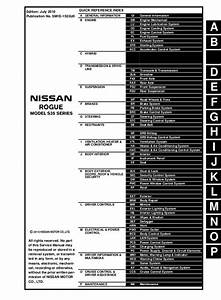 2011 Nissan Rogue Owners Manual Pdf Ocantodabalea Com