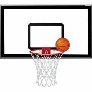 Panier Basket Chambre : stickers autocollant d coration panier de basket 100 x 110 cm chambre ado gar on chambre ~ Teatrodelosmanantiales.com Idées de Décoration