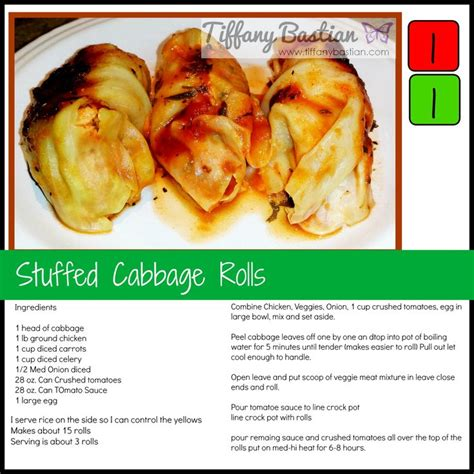cabbage rolls in oven 21 day fix stuffed cabbage rolls crockpot or oven healthier eating pinterest ovens