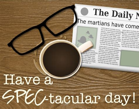 spec tacular day    great day ecards
