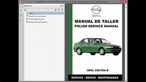 Opel Vectra B - Manual De Taller