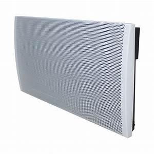 Chauffage Panneau Rayonnant : convecteur rayonnant electrique ~ Edinachiropracticcenter.com Idées de Décoration