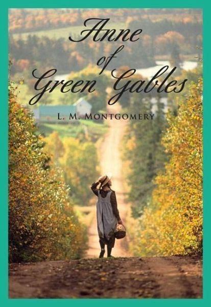 anne  green gables von lucy maud montgomery englisches