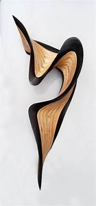 Wenge Jive by Kerry Vesper (Wood Wall Sculpture) Artful Home