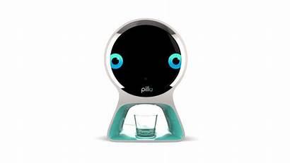 Robot Pillo Health Robots Gifs Personal Taking