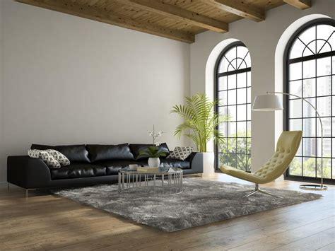 Schwarzes Sofa Kombinieren by Wohnzimmer Minimalistisch Einrichten