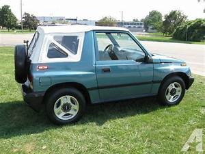 1997 Geo Tracker Convertable - U0026quot Key West  Fl U0026quot  - Mint