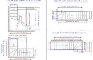 Calcul Marche Escalier Exterieur by Escalier Calcul Wadonf