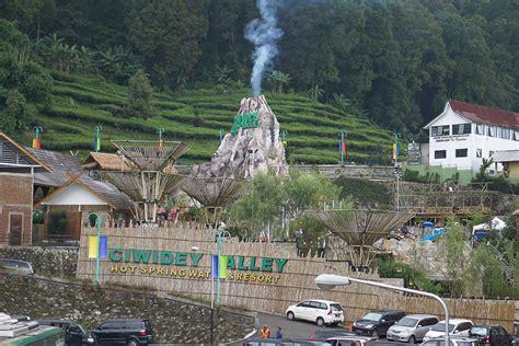 pesona ciwidey valley hot spring ciwidey  wajib