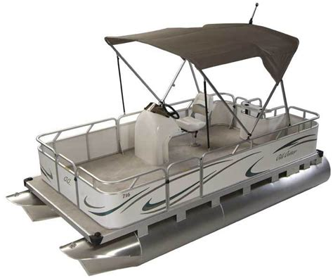 Gillgetter Pontoon Boats by Research Gillgetter Pontoon Boats 716 Outfitter On Iboats