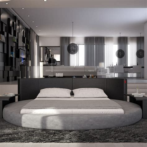 bedroom beautiful modern  bed ikea ossocharlottecom