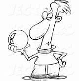 Crystal Ball Coloring Drawing Cartoon Gazing Drawings Into 1044px 42kb 1024 Getdrawings sketch template