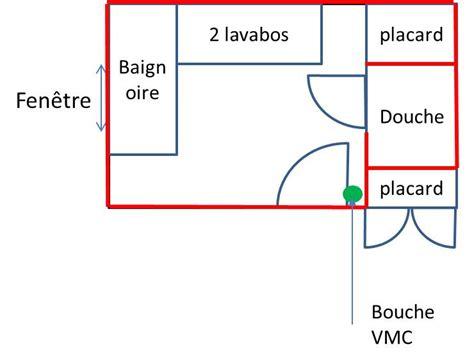 Mettre 2 Bouches Vmc (sf) Dans Salle De Bains