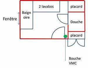 Bouche Vmc Salle De Bain : mettre 2 bouches vmc sf dans salle de bains ~ Dailycaller-alerts.com Idées de Décoration