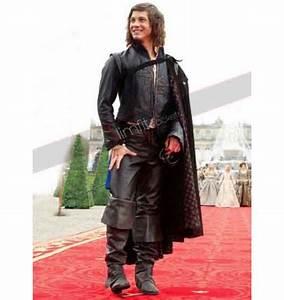 The Three Musketeers D'Artagnan (Logan Lerman) Jacket