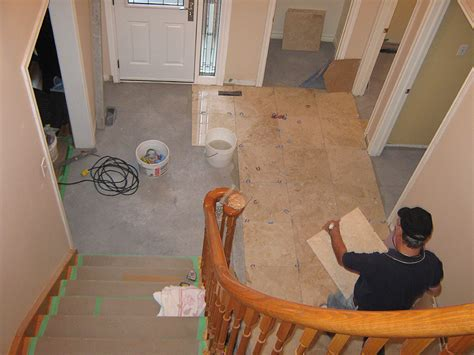 tile installer toronto our crew at work pro tile installers toronto