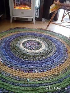 Tapis En Crochet : un bon crochet et au tapis la quinta ~ Teatrodelosmanantiales.com Idées de Décoration