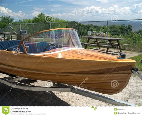 Cedar Strip Fishing Boat Kits by Wooden Speed Boat Plans Here Farekal