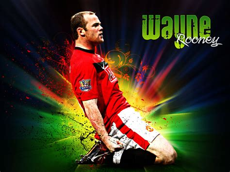 rooney wayne united manchester mark wallpapers hd wags definitely english williams footballers footballer celebrity sport