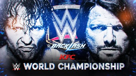 Check spelling or type a new query. WWE Backlash 2016 Match Card Remake HD by EdgarLazarte ...