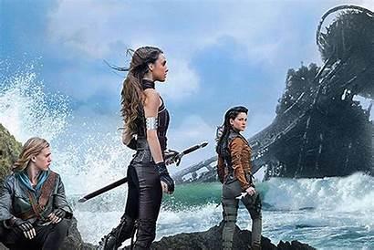 Shannara Chronicles Season Wallpapers Shanara Renewed Tale