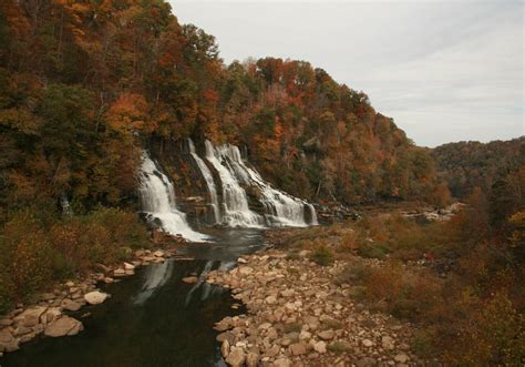 10 waterfalls within an hour of Cookeville — Tennessee ...