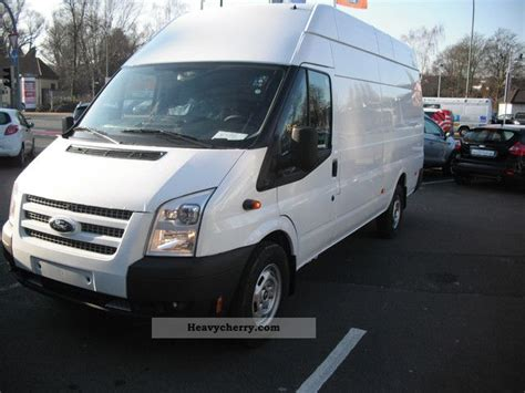 Ford Transit 350el Greater 2012 Box-type Delivery Van