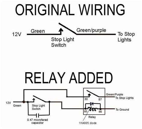Installing Brake Light Relay How Library The