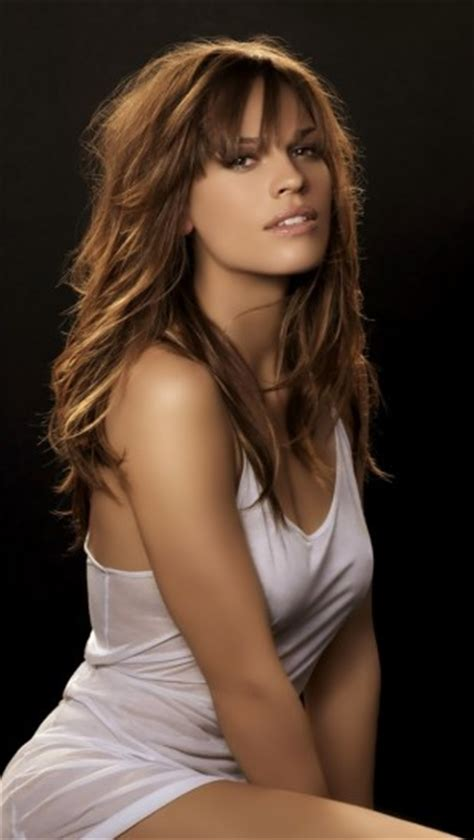 hilary swank hot  iphone wallpapers