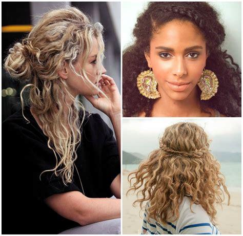 coiffure mariage cheveux courts frisés coiffure cheveux frise maison design apsip