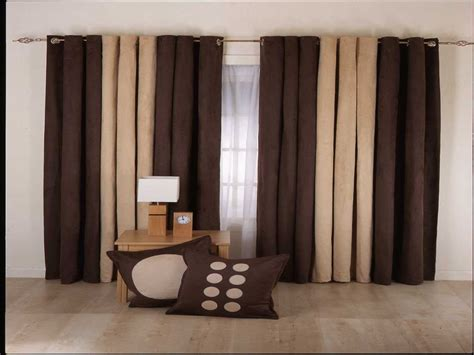 excellent bedroom window treatments color combination for brown curtains savae org