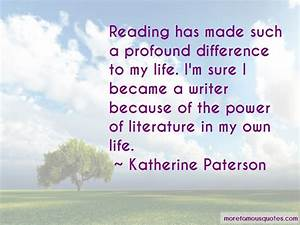 Quotes About Th... Power Of Literature Quotes