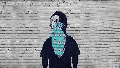 Wallpapers Banksy Street
