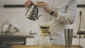 Cafetiere A L Ancienne : faire son caf sans machine l 39 ancienne la chemex ~ Premium-room.com Idées de Décoration