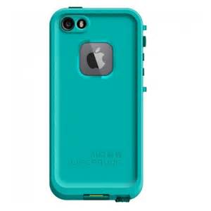 Teal LifeProof Case iPhone 5S