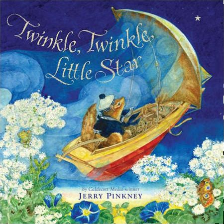 Get Swept Away With Jerry Pinkney's 'twinkle, Twinkle