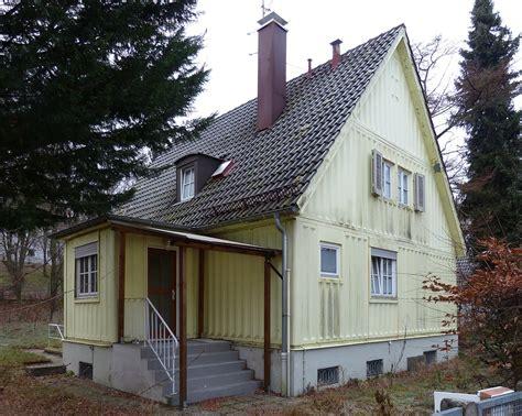Haus Aus Stahl by Steel House