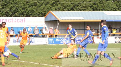 Braintree Town 2 Concord Rangers 1 match report   East ...