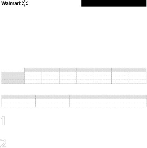 download walmart job application form free download walmart application form for free formtemplate
