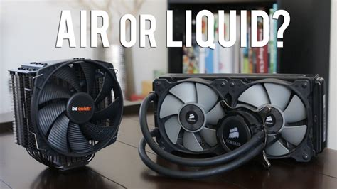 air max pro fan air coolers vs liquid coolers what you need to know