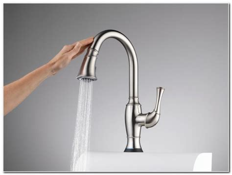 touch free kitchen faucet installing free outdoor faucet sink and faucet