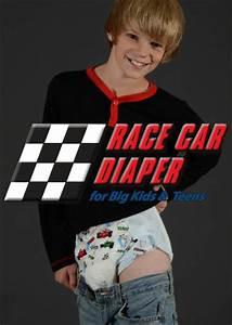 Race car diaper - Blog de JePorteDesCouches601